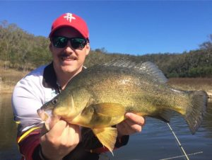 Freshwater Dam Fishing