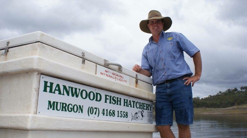 Craig from Hanwood Fish Hatchery